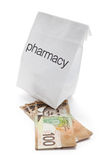 Pharmacy Bag Stock Image