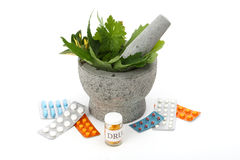 Pharmacy concept Stock Images