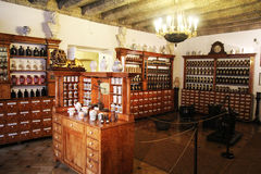 Pharmacy in cracow Royalty Free Stock Images