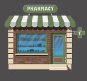 Pharmacy drugstore icon Stock Photo