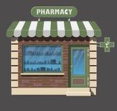 Pharmacy drugstore icon Stock Photo