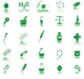 Pharmacy icon Royalty Free Stock Photos