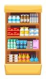 Pharmacy, medicine. Royalty Free Stock Photos