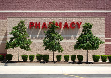Free Pharmacy Sign Royalty Free Stock Photo - 14436635