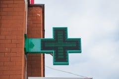 Pharmacy sign Stock Image