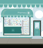 Pharmacy Royalty Free Stock Photography