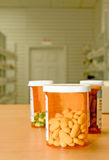 PharmacyCounter Photographie stock