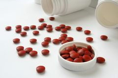 Pharmazeutisch lizenzfreies stockbild
