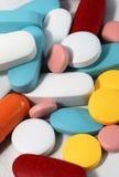 Pharmazeutische Produkte Lizenzfreie Stockfotos