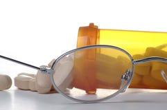 Pharmazeutische Produkte Stockfotos