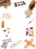 Pharmazeutische Produkte Stockfotografie