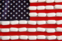 Pharmazeutisches Konzept Lizenzfreie Stockbilder