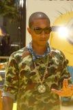 Pharrell Williams Royalty Free Stock Photo