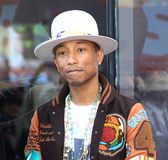 pharrell williams Arkivbilder