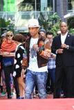 Pharrell Williams imagenes de archivo