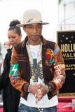 Pharrell Williams foto de archivo