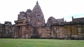 Phasat Hin Phanom Rung. Live in Phanom Rung Historical Park,Buriram,Thailand stock photo