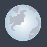 Phase Full moon Royalty Free Stock Photography
