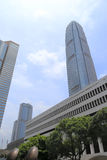 The phase ii international financial center Stock Images