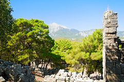 Phaselis Royalty Free Stock Photo