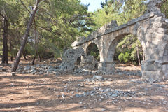 Phaselis Royalty Free Stock Photography