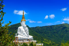 Phasornkaew寺庙的,泰国菩萨 库存图片