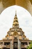 Phasornkaew tempel Royaltyfria Bilder