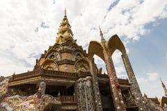 Phasornkaew tempel Royaltyfria Foton