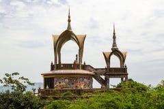 Phasornkaew tempel Royaltyfri Fotografi