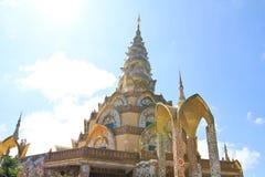 Phasornkaew tempel Royaltyfri Bild