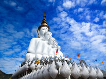 Phasornkaew temple. In the believe and temple in thailand Stock Image