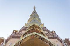 Phasornkaew Temple Stock Photo