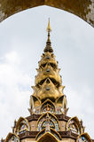 Phasornkaew Temple ,that place for meditation that practices Stock Photo