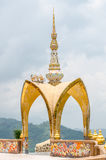 Phasornkaew Temple ,that place for meditation that practices Stock Photography