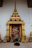 Phat that luang Royalty Free Stock Images
