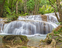Phatad Waterfall, Thailand Royalty Free Stock Images