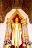 Phatatpratomjedi is a big pagoda in thailand Royalty Free Stock Photography