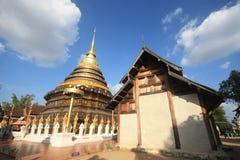 Phathat Lampang Lhuang Fotografia de Stock Royalty Free
