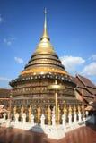 Phathat Lampang Lhuang Imagem de Stock Royalty Free
