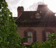 phatom поместья eurodisney стоковое изображение rf