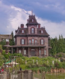 Phatom Manor of Eurodisney Stock Image