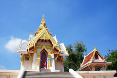 Phatthalung City Pillar Shrine Royalty Free Stock Photography