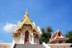 Phatthalung miasta filaru świątynia Fotografia Royalty Free