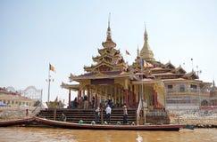 Phaung Daw Oo pagod Arkivfoton
