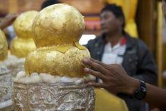 Phaung Daw Oo pagod Fotografering för Bildbyråer