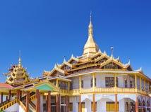 Phaung Daw Paya Travel Royalty Free Stock Image