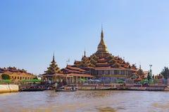 Phaung Daw Paya Travel Royalty Free Stock Photography