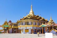 Phaung Daw Paya Travel Royalty Free Stock Images