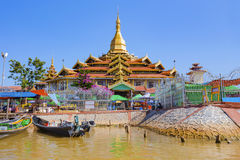 Phaung Daw Paya Travel Stock Photography