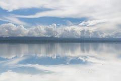 Phayao jezioro Obraz Royalty Free